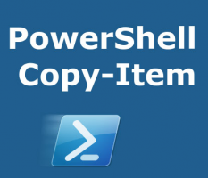 PowerShell Copy-Item